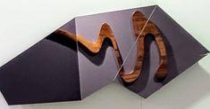 Pelo espelho, escultura Risk.  @paralela_feira  #art #arte #arquitetura #brasil #casa #decor #decoracao #design #designer #escultura #home #house #leonardobuenoarte Diy Zimmer, Design, House, Mirror, Arquitetura, Brazil, Home, Sculptures, Art