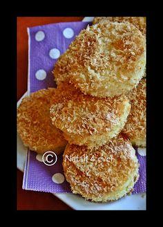 The coconut fast cake - Fofrovnik