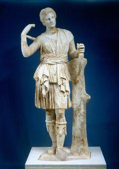 Artemis Laphria (Museum of Messene)