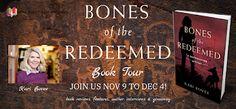 Literary Flits: Bones Of The Redeemed by Kari Bovee + #Giveaway Book Title, Giveaways, Bones, Dice, Legs