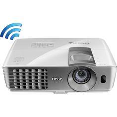 BenQ W1070+ 3D Beamer DLP Full HD 1080p 2.200 ANSI Lumen HDMI Projektor