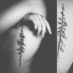pine tree tattoo #pinetattoo #pine #tree ##treetattoo #naturetattoo Concediti almeno, l'aria per respirare!