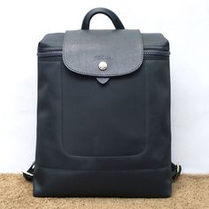 New Authentic Longchamp Backpack New without tags. Authentic Longchamp Limited Edition Backpack. Bag only. No dust bag. NOT TRADING. PRICE FIRM. This is my lowest price. Longchamp Bags Backpacks
