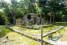 Mayan Cozumel ruins