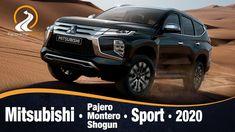 Mitsubishi Montero / Pajero / Shogun / Sport 2020 Mitsubishi Suv, Mitsubishi Pajero Sport, Montero Sport, Suv 4x4, Chevrolet, Honda, Bmw, Cars, Sports