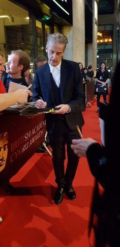 Yasmin Down @Gashu_Monsata #Petercapaldi arriving...