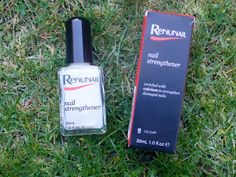 Beauty, Bargains and Beyond: Renunail Nail Strengthener Review