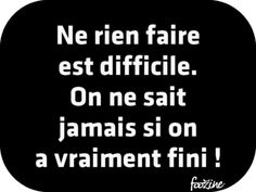 At gøre intet er vanskeligt. Sarcasm Quotes, Words Quotes, Me Quotes, Funny Quotes, Quote Citation, French Quotes, Small Words, Some Words, Positive Attitude