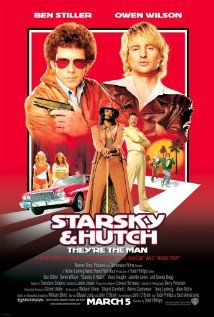 """Starsky & Hutch is how not to do a movie based on 70s action TV series. Unfortunately, Ben Stiller and Owen Wilson lacked the chemistry to make this comedy a hit. It's very difficult to take a serious drama series in to a comedy movie, take a look at 21 Jump Street, and this doesn't even come close. The best part of the movie was Snoop Dog as Huggy Bear. """"Nuff said."""