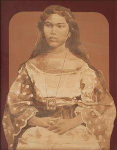 bencab paintings - Google Search Filipiniana, My Heritage, Filipino, Philippines, Mona Lisa, Paintings, Google Search, Artist, Artwork
