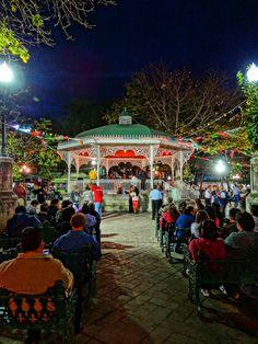 """""""Parque de la Marimba""""  Tuxtla Gutierrez, Chiapas. Mexico."""