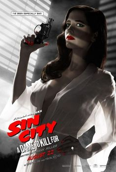 Sin City 2: A Dama Fatal (Sin City: A Dame to Kill For, 2014)