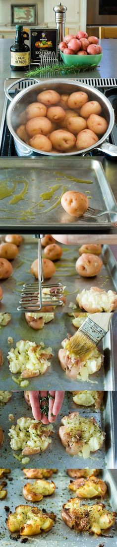 Crash Hot Potatoes - 15 Matchless Potato Side Dishes | GleamItUp