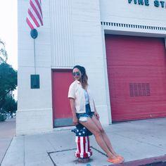 Independence day mood with anytimeglasses in gaslamp  #anytimeglasses #anytimesunglasses #sunglasses #fashion #fashionsunglasses #ootd #eyewear #korean #koreanstyle #socal #california #sandiego #gaslamp #losangeles #independenceday