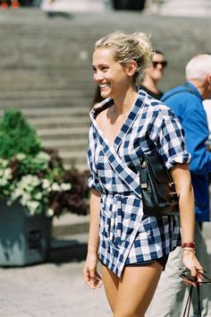 Major summer gingham inspiration for the 4th of July and beyond