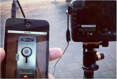 ioShutter is an ingenious take on a remote shutter release, the cord/app combo turns your iPhone, iPod Touch or iPad into a remote for your ...