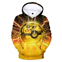 BTS Hoodies Kawaii Pokemon Print Sweatshirt Long Sleeve Women Hoodies Clothes 2018 Hot Sale Casual Harajuku Tops Plus Size Pokemon Umbreon, Pikachu Pokeball, 3d Pokemon, Pokemon Super, Totoro, Printed Sweatshirts, Hooded Sweatshirts, Pull Sweat, White Costumes