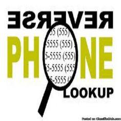 Reverse Phone Lookup | Seattle | Washington