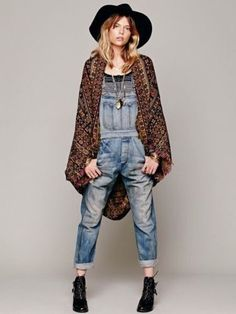 Free People Haute Hippie Ikat Poncho Boho Anthropologie Urban Outfitters