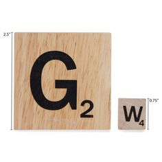 The giant wooden words tile next to a standard size scrabble tile. Giant Outdoor Games, Giant Games, Outdoor Play, Wooden Words, Scrabble Tiles, Flip Clock, Game Design, Game Room, Games To Play