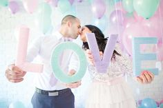 "On the NEW Modern Wedding blog - Pastel #Proposal. ""Young love is celebrated in a sea of pastels, prettiness and sparkle. A colour palette of white, pale pink, mint green, baby blue and lavender creates a sense of fun, playfulness and whimsy."" Visit http://www.modernwedding.com.au/wedding-themes/pastel-proposal/# to see the full #ModernWedding blog post."