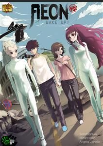 Farfalle eterne: AEON, il primo manga di Angela Vianello