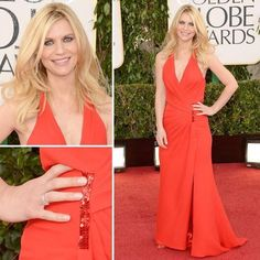 Claire Danes: 'Homeland' Star on Emmy Watch; See Her Best Red Carpet Gowns [SLIDESHOW] - Entertainment & Stars