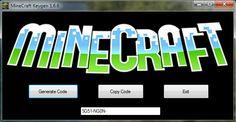 Download Minecraft Gift Code Generator