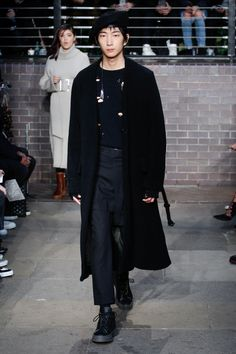 Maison Mihara Yasuhiro | Menswear - Autumn 2017 | Look 4