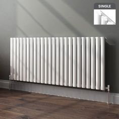 Who knew there was so much choice with horizontal radiators? Modern to traditional, short, tall, big or small – we have them all! Then there's panel colours… Bedroom Diy, Radiators Modern, Modern White Bedroom, Modern Bedroom Design, Bedroom Design Diy, Home, Bedroom Design, Basement Decor, Living Room Modern