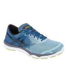 Look at this #zulilyfind! Blue 33-DFA™ Running Shoe #zulilyfinds