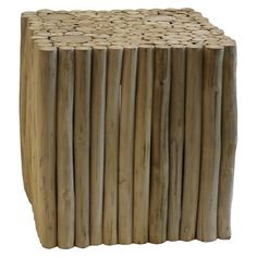 easy to make table or stool
