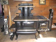древесный уголь Glenwood кухонные плиты кухня