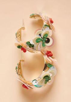 Boss of Blossoms Earrings