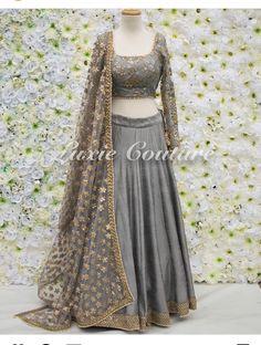 Pakistani Dresses, Indian Dresses, Indian Outfits, Indian Clothes, Indian Bridal Wear, Indian Wear, Bollywood Bridal, Party Wear Lehenga, Dress Party