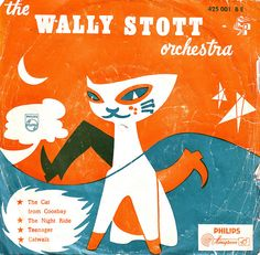 The Wally Stott Orchestra by letslookupandsmile, via Flickr