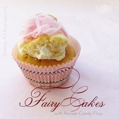 A dainty cream cake for Mother - Shabby Art Boutique