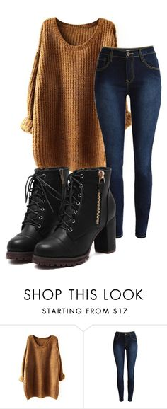 """Untitled #137"" by dariana-stoiu on Polyvore"