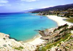 Ikaria island Greece! I've traveled there:-) It's a weird island! At Christos village people is sleeping during the day and dance all night...Great beaches!