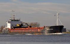 Voormalige Nederlandse Paphos 7 maart 2015 op het Noordzeekanaal t.h.v. Snowplanet onderweg naar de Minervahaven wachtsteiger  http://koopvaardij.blogspot.nl/2015/03/voormalige-paphos.html