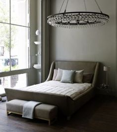 Greige interiors - grey and beige - Bedroom.jpg