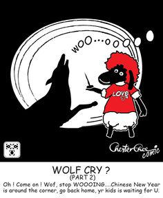 Wolf Cry 2?