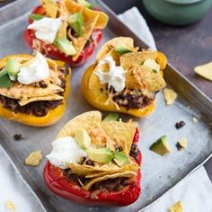 Dishes with nachos are always good Chips for me Lunch Recipes, Easy Dinner Recipes, Mexican Food Recipes, Cooking Recipes, Healthy Recipes, Twice Baked Sweet Potatoes, Evening Meals, Potato Dishes, Diy Food