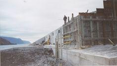 PORTO DA CALHETA: Construção Novo Cais (56)