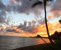 Hawaii pur .. °jeden Abend bei Abendessen die tollen Himmelsstimmungen Hawaii pure .. °every evening at dinner the great moods of heaven admire Hawaii, Mood, Celestial, Sunset, Outdoor, Europe, Ocean, Travel Report, Asia