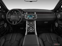 2015 Land Rover Range Rover Evoque Interior   U.S. News Best Cars