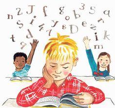 Cours de maths et dyslexie