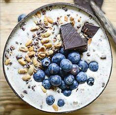 Le «smoothie bowl»