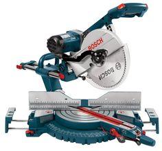 Bosch 5312 12-Inch Dual Bevel Slide Compound Miter Saw - Power Miter Saws - Amazon.com