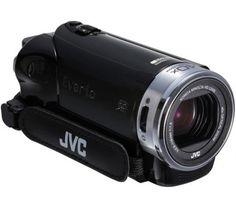 Filmadora JVC GZ-E200, por apenas R$899,00